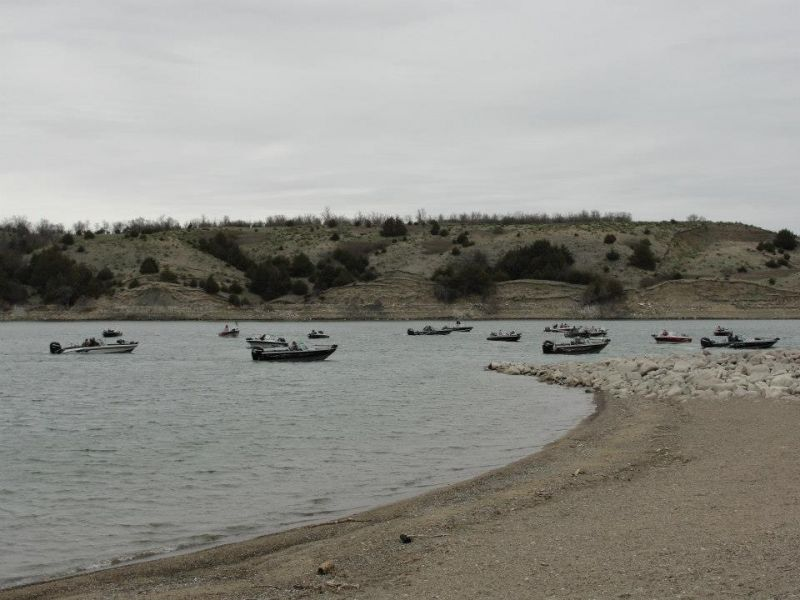 Lake francis case south dakota missouri river tourism for Missouri river fishing report south dakota